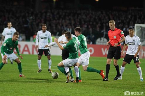 DFB-Pokal FC Schweinfurt 05 - Eintracht Frankfurt (64)