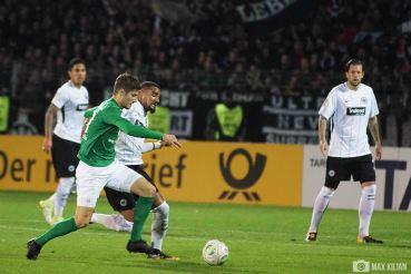DFB-Pokal FC Schweinfurt 05 - Eintracht Frankfurt (77)