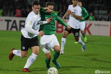 DFB-Pokal FC Schweinfurt 05 - Eintracht Frankfurt (78)