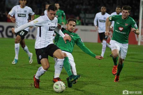 DFB-Pokal FC Schweinfurt 05 - Eintracht Frankfurt (79)