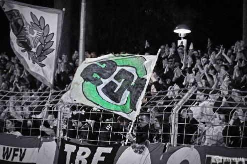 DFB-Pokal FC Schweinfurt 05 - Eintracht Frankfurt (90)