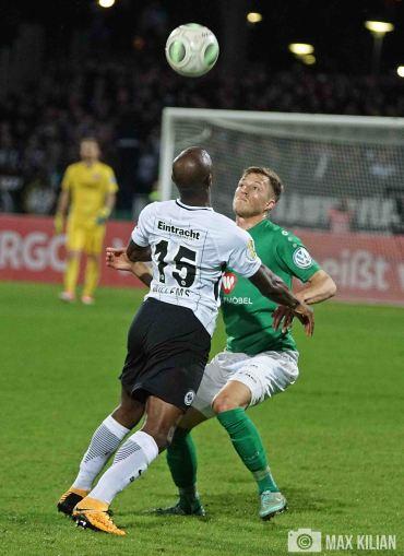 DFB-Pokal FC Schweinfurt 05 - Eintracht Frankfurt H (1)