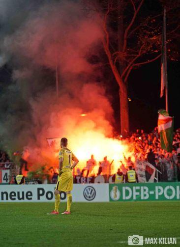DFB-Pokal FC Schweinfurt 05 - Eintracht Frankfurt H (10)