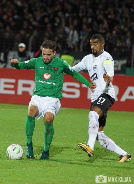 DFB-Pokal FC Schweinfurt 05 - Eintracht Frankfurt H (3)