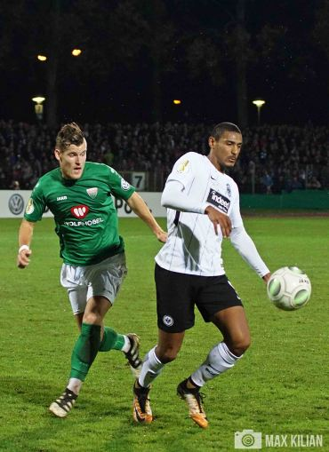 DFB-Pokal FC Schweinfurt 05 - Eintracht Frankfurt H (7)