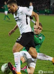DFB-Pokal FC Schweinfurt 05 - Eintracht Frankfurt H (9)
