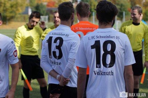 FC Schweinfurt 05 II - TSV Großbardorf (1)