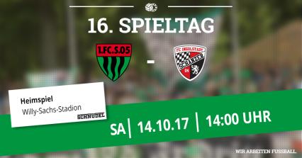 Spieltagsankündigung Ingolstadt 2