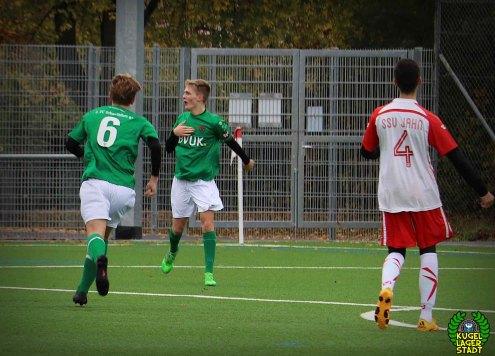 SSV Jahn Regensburg - FC Schweinfurt 05 U17 (1)