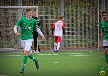 SSV Jahn Regensburg - FC Schweinfurt 05 U17 (10)