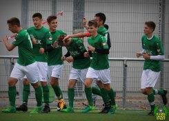 SSV Jahn Regensburg - FC Schweinfurt 05 U17 (2)