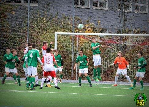 SSV Jahn Regensburg - FC Schweinfurt 05 U17 (6)