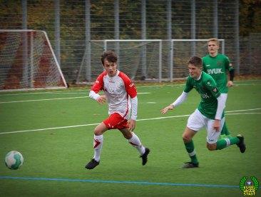 SSV Jahn Regensburg - FC Schweinfurt 05 U17 (7)