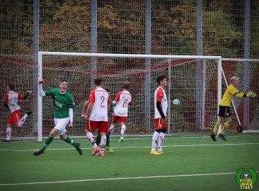 SSV Jahn Regensburg - FC Schweinfurt 05 U17 (8)