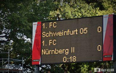 FC Schweinfurt 05 - FC Nürnberg II (4)