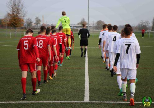 FC Schweinfurt 05 - SpVgg Unterhaching U17 (1)