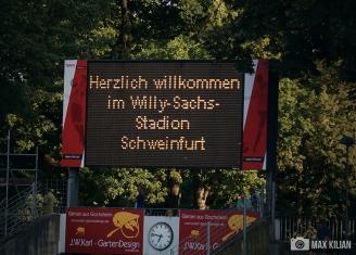 Willy-Sachs-Stadion Schweinfurt
