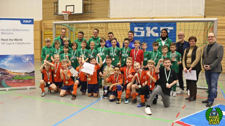 FC Schweinfurt 05 Meet the World