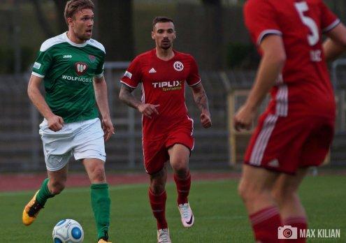FC Schweinfurt 05 - TSV 1860 Rosenheim (2)