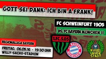 Flyer Bayern München II