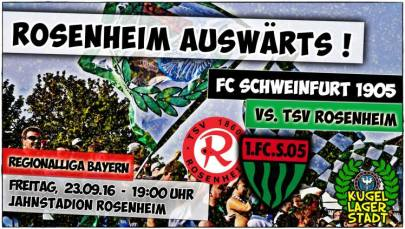 Flyer Rosenheim