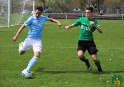 FC Schweinfurt 05 trotzt dem TSV 1860 München in der U17-Bayernliga ein 2-2 ab (1)