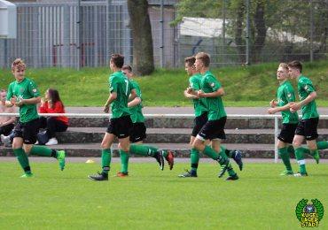 FC Schweinfurt 05 trotzt dem TSV 1860 München in der U17-Bayernliga ein 2-2 ab (12)