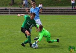 FC Schweinfurt 05 trotzt dem TSV 1860 München in der U17-Bayernliga ein 2-2 ab (15)
