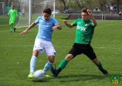 FC Schweinfurt 05 trotzt dem TSV 1860 München in der U17-Bayernliga ein 2-2 ab (3)