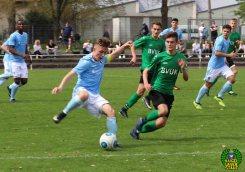 FC Schweinfurt 05 trotzt dem TSV 1860 München in der U17-Bayernliga ein 2-2 ab (6)