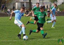 FC Schweinfurt 05 trotzt dem TSV 1860 München in der U17-Bayernliga ein 2-2 ab (7)