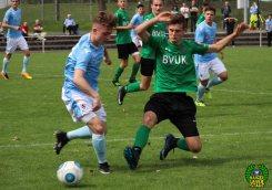 FC Schweinfurt 05 trotzt dem TSV 1860 München in der U17-Bayernliga ein 2-2 ab (8)