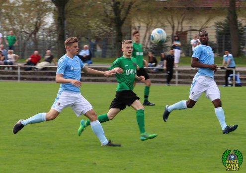 FC Schweinfurt 05 trotzt dem TSV 1860 München in der U17-Bayernliga ein 2-2 ab (9)