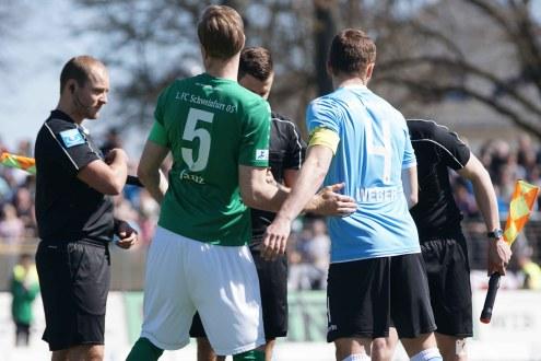 FC Schweinfurt 05 verliert 1-3 gegen den TSV 1860 München (190)
