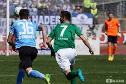 FC Schweinfurt 05 verliert 1-3 gegen den TSV 1860 München (203)