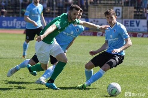 FC Schweinfurt 05 verliert 1-3 gegen den TSV 1860 München (208)