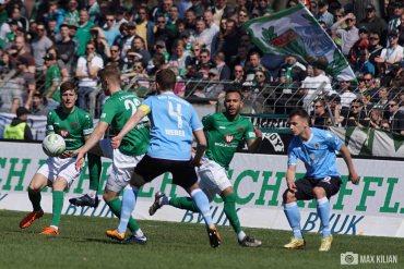 FC Schweinfurt 05 verliert 1-3 gegen den TSV 1860 München (209)