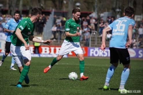 FC Schweinfurt 05 verliert 1-3 gegen den TSV 1860 München (211)