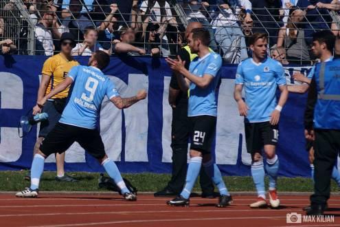 FC Schweinfurt 05 verliert 1-3 gegen den TSV 1860 München (230)