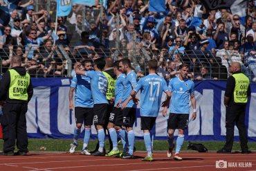 FC Schweinfurt 05 verliert 1-3 gegen den TSV 1860 München (232)