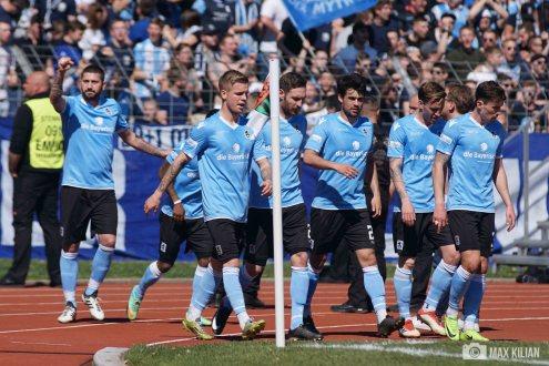 FC Schweinfurt 05 verliert 1-3 gegen den TSV 1860 München (233)