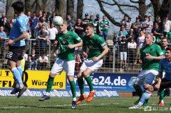 FC Schweinfurt 05 verliert 1-3 gegen den TSV 1860 München (239)