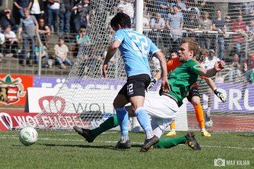 FC Schweinfurt 05 verliert 1-3 gegen den TSV 1860 München (241)
