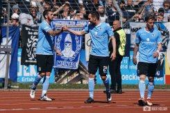 FC Schweinfurt 05 verliert 1-3 gegen den TSV 1860 München (250)