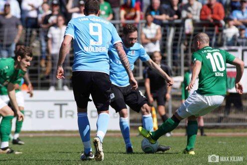 FC Schweinfurt 05 verliert 1-3 gegen den TSV 1860 München (259)