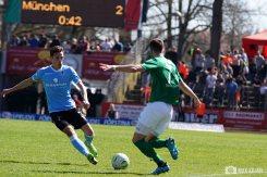 FC Schweinfurt 05 verliert 1-3 gegen den TSV 1860 München (263)