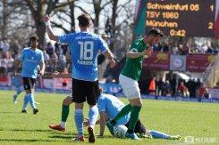 FC Schweinfurt 05 verliert 1-3 gegen den TSV 1860 München (265)