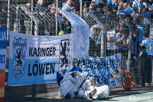 FC Schweinfurt 05 verliert 1-3 gegen den TSV 1860 München (270)