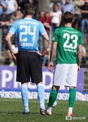 FC Schweinfurt 05 verliert 1-3 gegen den TSV 1860 München (300)