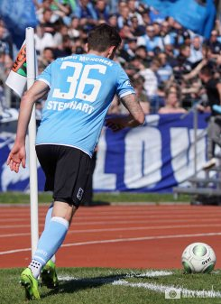 FC Schweinfurt 05 verliert 1-3 gegen den TSV 1860 München (303)